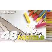 48 pc. Koss chalk kit