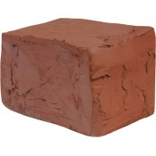 Lowfire Red Clay 25 lb. block
