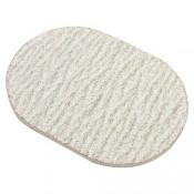 Coarse (red) oval bisque sander