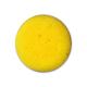 Orange synthetic sponge