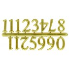 12-Digit Arabic Clock Numerals