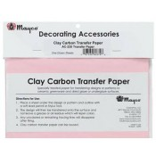 Clay Carbon Paper - 12 pack