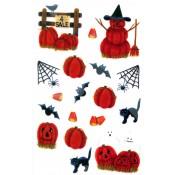 E-Z Rub-On Transfers - Pumpkins For Sale