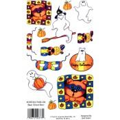 E-Z Rub-On Transfers - Bear Ghost Boo!