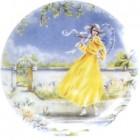 Virma decal 1542 - Seasons Victorian ladies