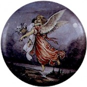Virma decal 1932 - Angel Flying with Child