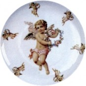Virma decal 1934 - Cherub in Pink
