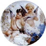 Virma decal 1962 - Two Cherubs