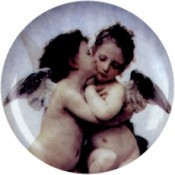 Virma decal 1974 - Cherub Kiss, upper bodies