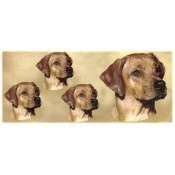 Dog Decal, Select Breed - Mug Wrap
