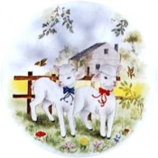 Virma decal 1358 - Lambs