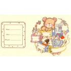 Virma decal 1494 - It's a Boy/Girl Teddy Bear Design