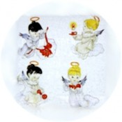 Virma decal 1636 - Children Angels