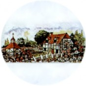 Virma decal 1688- Town Mug Wrap