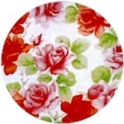 Virma decal 1600- Pink/Red Flowers Cover All