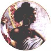 Virma decal 2028 - Tribal woman 3
