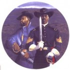 Virma decal 3336 - Buffalo soldiers