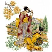 Virma decal 2386 - Women in Kimonos 2