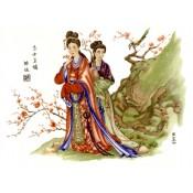 Virma decal 2388 - Women in Kimonos 3