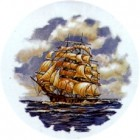 Virma decal 1020 - Sailing ships set