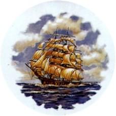 Virma 1020 Sailing ships set Decal