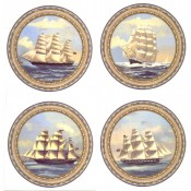 Virma decal 2298 - Sailing ships