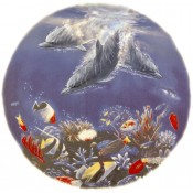 Virma decal 3026 - Dolphins & Ocean Fish