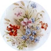 Virma decal 1022-Pretty Flowers