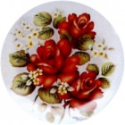 Virma decal 1058-Red Roses