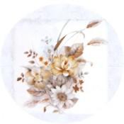 Virma decal 1086-Wildflowers