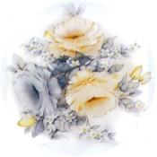 Virma decal 1412-Yellow Rose
