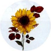 Virma decal 1712- Sunflower