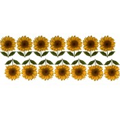 Virma decal 1770 - Sunflower Mug Wrap