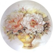 Virma decal 1920-Flowers in Vases