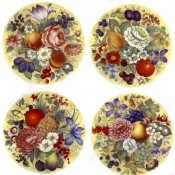 Virma decal 2220 G - Fruits and Flowers set (7 inch no border)