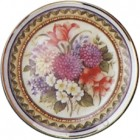Virma decal 2224 BC- Flowers Set (7.5 inch)