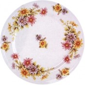 Virma decal 2246- Flowers, Pink, Purple, Yellow