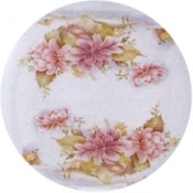 Virma decal 2250-Pink Flowers