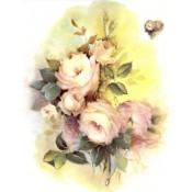 Virma Decal 3138 - Pink Roses