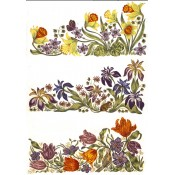 Virma decal 1870 & 1878- Flowers mug wrap