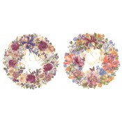 Virma decal 2050 - Flower Wreaths and Mug wraps