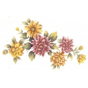 Virma decal 2288-Flowers 4