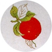 Virma decal 1578-Red Apple
