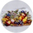 Virma decal 1744 - Fruit, 3 different.