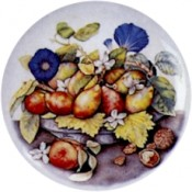 Virma decal 1818- Pears in a Bowl