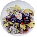 Virma decal 1824-Blueberries in Bowl