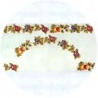 Virma decal 1906 - Fruit Plate Borders