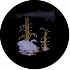 Virma decal 1118-Swan in Gold