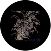 Virma decal 1122- Wild Grasses in Gold