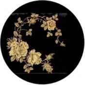 Virma decal 1134-Gold Roses